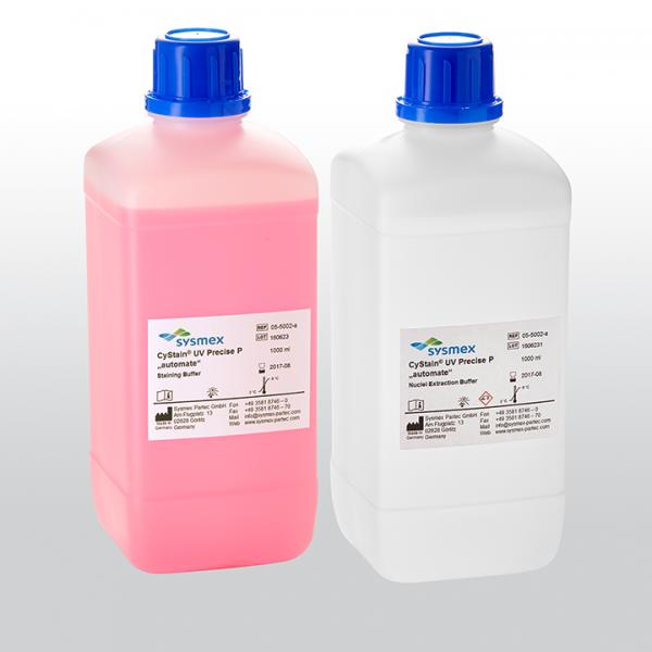 CyStain UV Precise P Automate